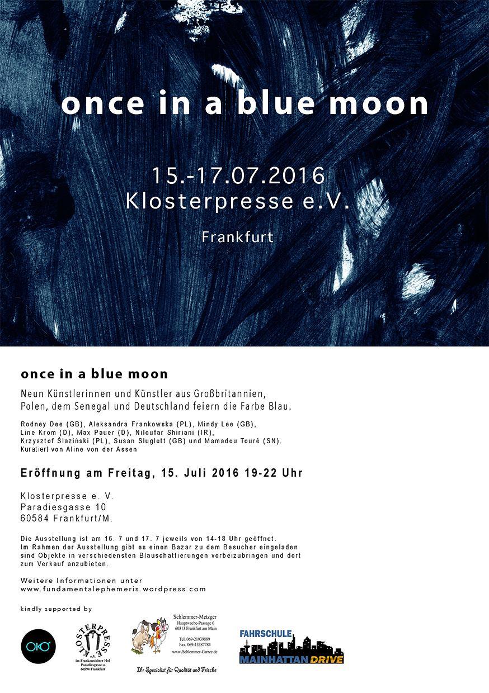 Ziemlich Blue Moon Rahmen Fotos - Benutzerdefinierte Bilderrahmen ...