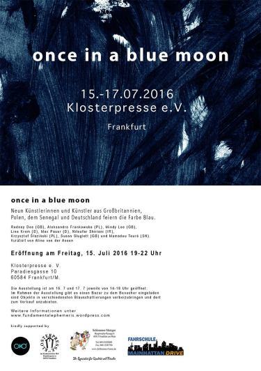 franfurt blue moon