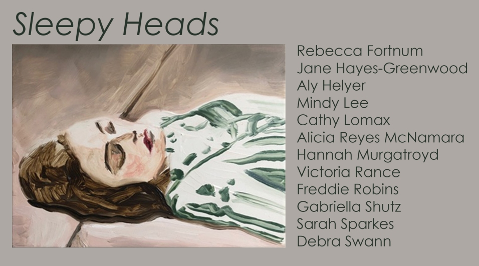 Sleept heads invite image artists